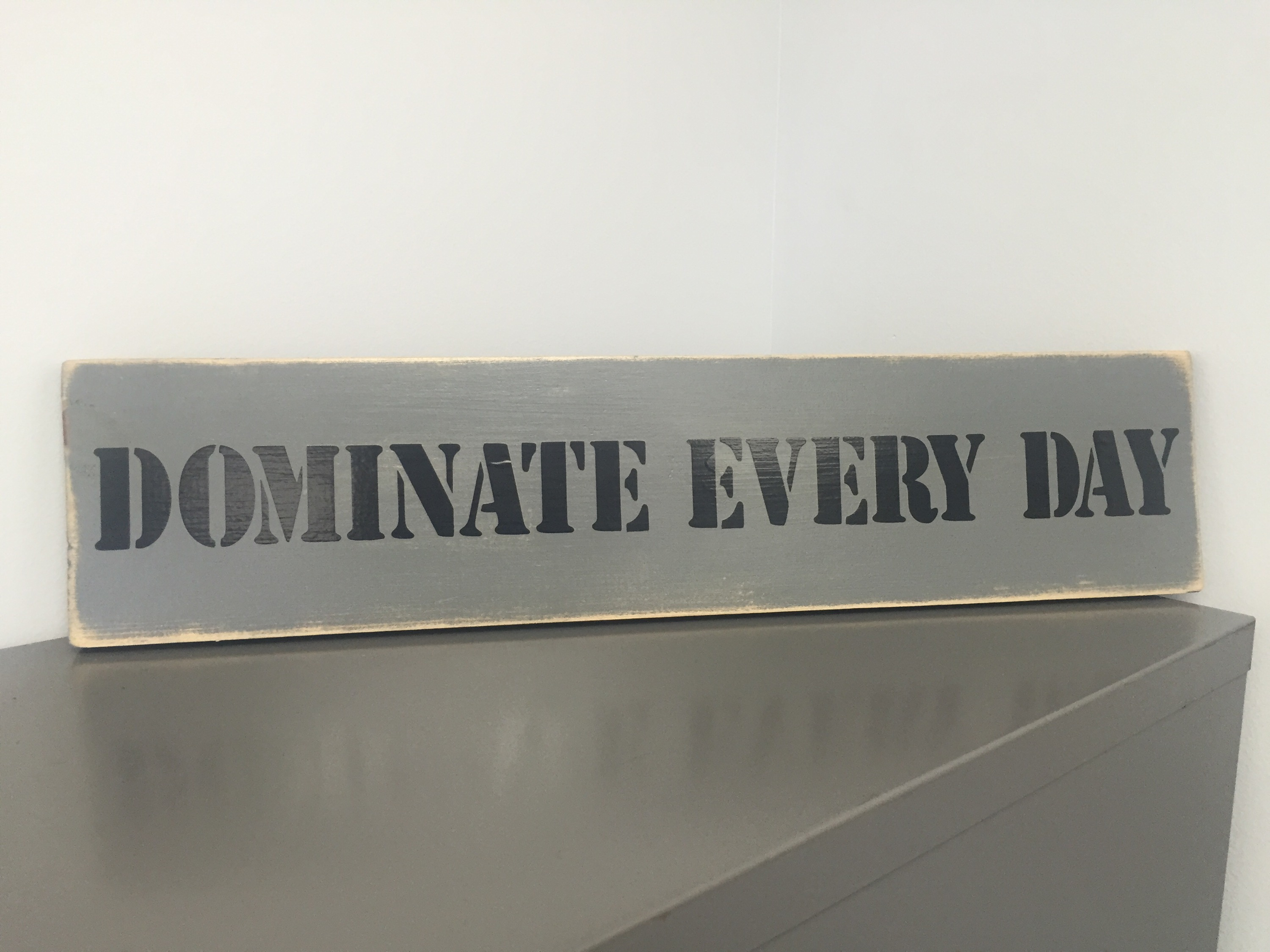 Dominate Every Day